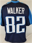 Delanie Walker Tennessee Titans Custom Home Jersey Mens Large