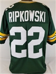 Aaron Ripkowski Green Bay Packers Custom Home Jersey Mens Large
