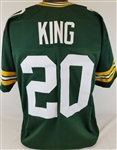 Kevin King Green Bay Packers Custom Home Jersey Mens 2XL