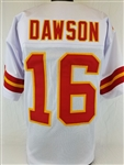 Len Dawson Kansas City Chiefs Custom Away Jersey Mens XL