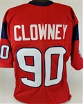 Jadeveon Clowney Houston Texans Custom Alternate Jersey Mens XL