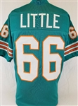Larry Little Miami Dolphins Custom Home Jersey Mens 2XL
