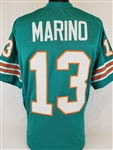 Dan Marino Miami Dolphins Custom Home Jersey Mens Large