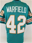 Paul Warfield Miami Dolphins Custom Home Jersey Mens Large