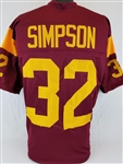 O.J. Simpson USC Trojans Custom Home Jersey Mens 2XL