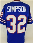 O.J. Simpson Buffalo Bills Custom Home Jersey Mens XL
