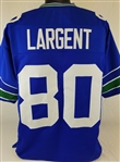 Steve Largent Seattle Seahawks Custom Home Jersey Mens 3XL