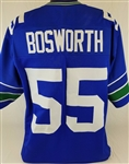 Brian Bosworth Seattle Seahawks Custom Home Jersey Mens 3XL