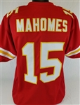 Patrick Mahomes Kansas City Chiefs Custom Home Jersey Mens 2XL