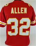 Marcus Allen Kansas City Chiefs Custom Home Jersey Mens 2XL