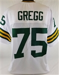 Forrest Gregg Green Bay Packers Custom Away Jersey Mens 2XL