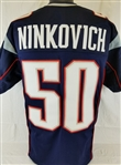 Rob Ninkovich New England Patriots Custom Home Jersey Mens 3XL