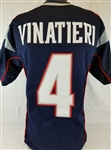 Adam Vinatieri New England Patriots Custom Home Jersey Mens 3XL