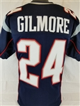 Stephon Gilmore New England Patriots Custom Home Jersey Mens 3XL