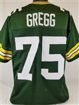 Forrest Gregg Green Bay Packers Custom Home Jersey Mens 2XL