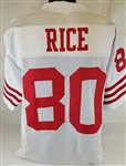 Jerry Rice San Francisco 49ers Custom Away Jersey Mens 3XL