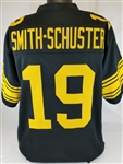 Juju Smith-Schuster Pittsburgh Steelers Custom Color Rush Jersey Mens 3XL
