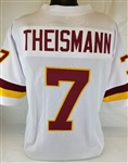 Joe Theismann Washington Redskins Custom Away Jersey Mens XL