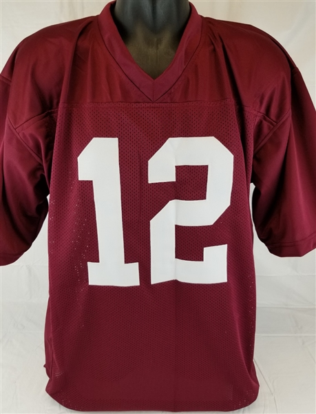 newest 80529 d7710 Item Detail - Ken Stabler Alabama Crimson Tide Custom ...