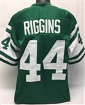 John Riggins New York Jets Custom Home Jersey Mens 2XL